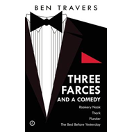 Three Farces and a Comedy (BOK)