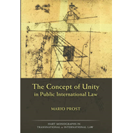 The Concept of Unity in Public International Law (BOK)