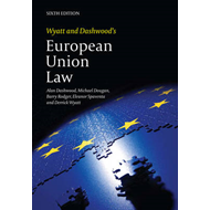 Wyatt and Dashwood's European Union Law (BOK)