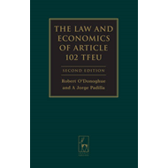 Law and Economics of Article 102 TFEU (BOK)