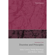 Insurance Law: Doctrines and Principles (BOK)
