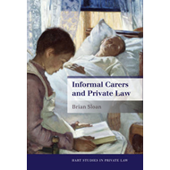 Informal Carers and Private Law (BOK)