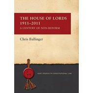 House of Lords 1911-2011 (BOK)