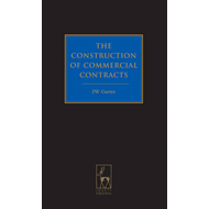 Construction of Commercial Contracts (BOK)