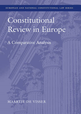 Constitutional Review in Europe (BOK)