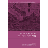 Services and the EU Citizen (BOK)