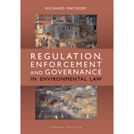 Regulation, Enforcement and Governance in Environmental Law (BOK)