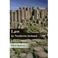 Law in Northern Ireland (BOK)