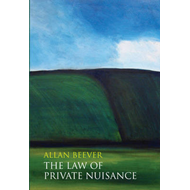 Law of Private Nuisance (BOK)