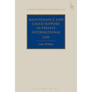 Maintenance and Child Support in Private International Law (BOK)