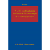 Debt Restructuring Mechanism for Sovereigns (BOK)
