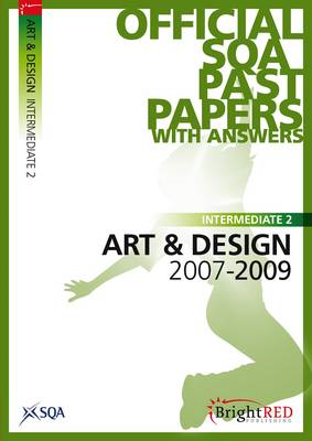 Art and Design Intermediate 2 SQA Past Papers (BOK)