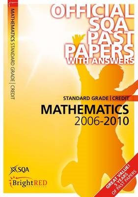 Maths Credit (St Gr) SQA Past Papers (BOK)