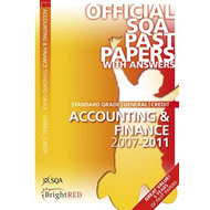 Accounting & Finance General/Credit SQA Past Papers: 2011 (BOK)