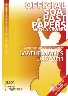 Maths Foundation SQA Past Papers: 2011 (BOK)