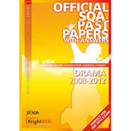 Drama Standard Grade (F/G/C) SQA Past Papers: 2012 (BOK)