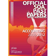 Accounting Higher SQA Past Papers: 2012 (BOK)