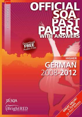 German Higher SQA Past Papers: 2012 (BOK)