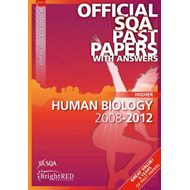 Human Biology Higher SQA Past Papers: 2012 (BOK)