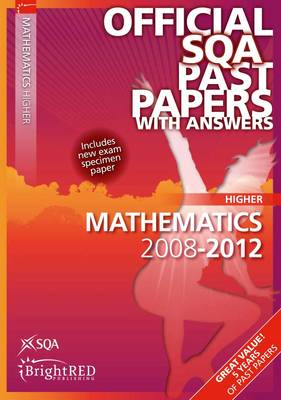 Maths Higher SQA Past Papers (BOK)