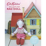 Sew-Your-Own Rag Doll Book (BOK)