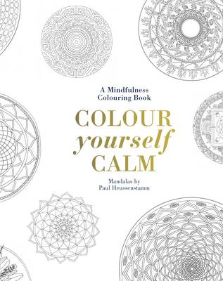 Colour Yourself Calm (BOK)