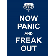 Now Panic and Freak Out (BOK)