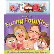 Magnetic Funny Families (BOK)