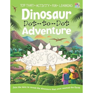 Dinosaur Dot-to-Dot Adventure (BOK)
