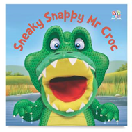 Sneaky Snappy Mr Croc (BOK)
