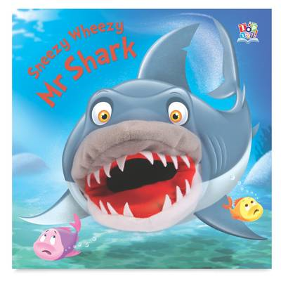 Sneezy Wheezy Mr Shark (BOK)