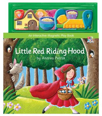 Little Red Riding Hood: Magnetic Fairytale Books (BOK)