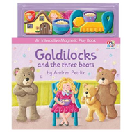 Goldilock and the Three Bears: Magnetic Fairytale Books (BOK)