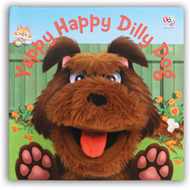 Yappy Happy Dilly Dog (BOK)