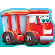 Dumper Truck: Chunky Big Vehicles (BOK)