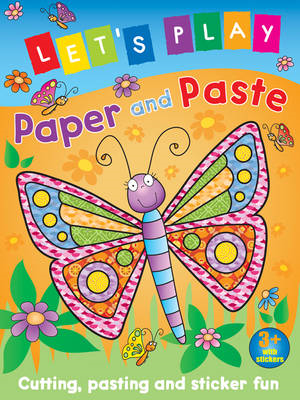 Let's Play Paper and Paste (BOK)