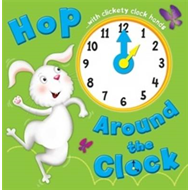 Hop Around the Clock: Tell the Time (BOK)