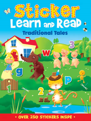 Sticker Learn and Read: Traditional Tales (BOK)