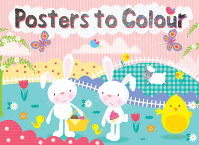 Posters to Colour (BOK)