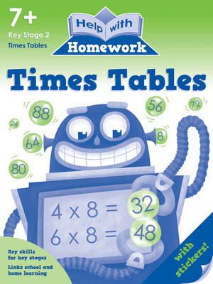 Times Tables 7+ (BOK)