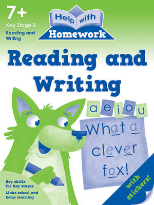Reading and Writing 7+ (BOK)
