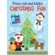Press-out and Make Christmas Fun (BOK)
