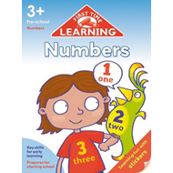 First Time Learning Numbers (BOK)
