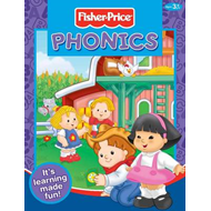 Fisher-Price Phonics: It's Learning Made Fun! (BOK)
