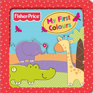 Fisher-Price My First Colours (BOK)