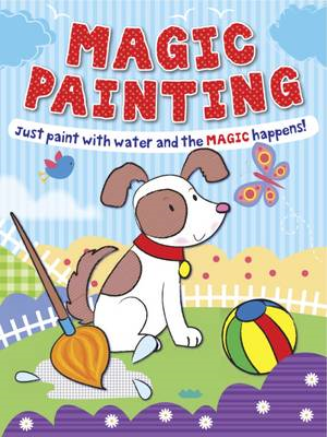 Magic Painting Puppy (BOK)