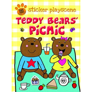 Teddy Bear Picnic: Sticker and Activity with Fold-out Playscene (BOK)