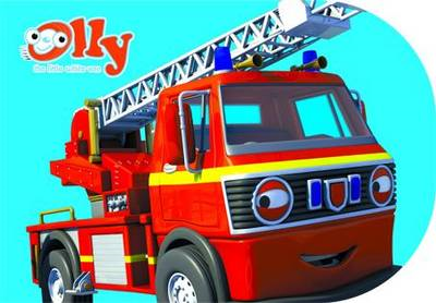 Royston the Fire Engine (BOK)