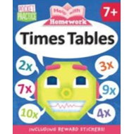 Help with Homework - Pocket Practice: Times Tables (BOK)