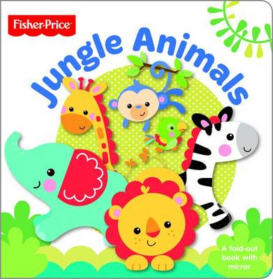 Fisher Price First Focus Frieze Jungle Animals (BOK)